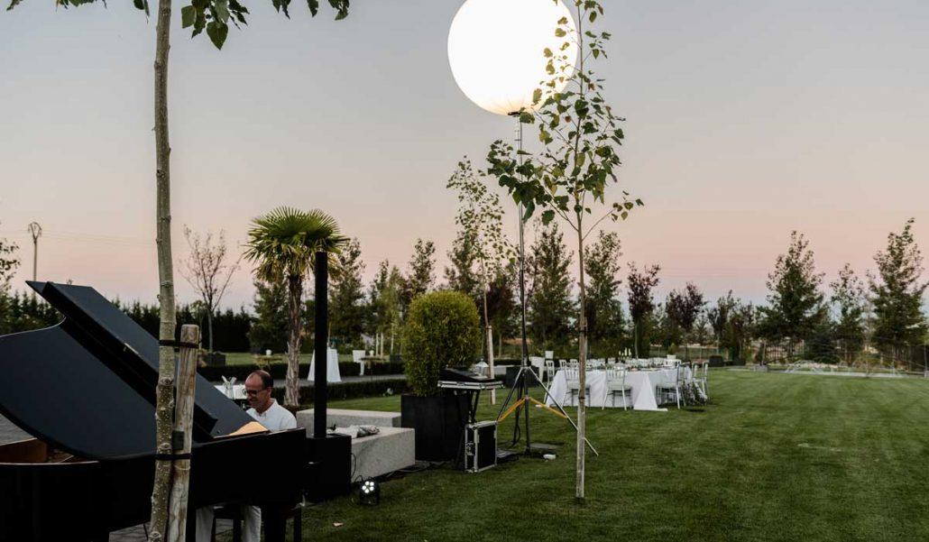 Presentación campaña bodas 2018 en los Jardines del Rey
