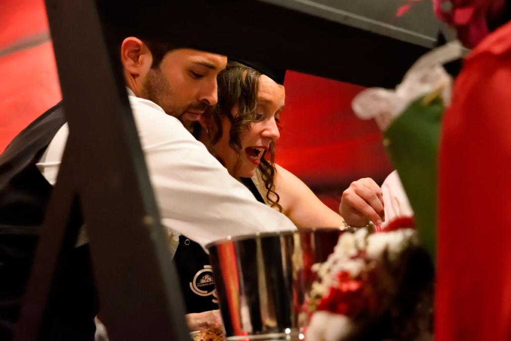 Expertos en bodas en Zamora: Vicente Bravo - La Valenciana